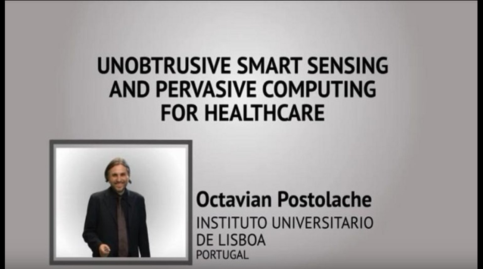 Unobtrusive Smart Sensing and Pervasive Computiner for Healthcare