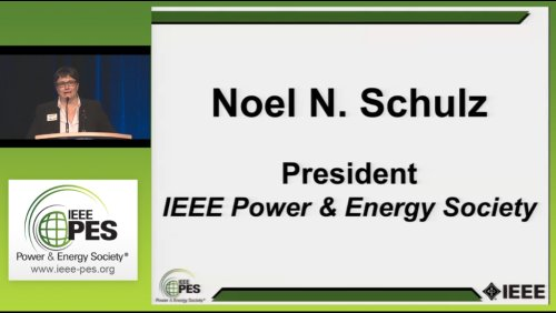 Plenary Session Shaping The Future Energy Industry - Mazana Armstrong (Video)
