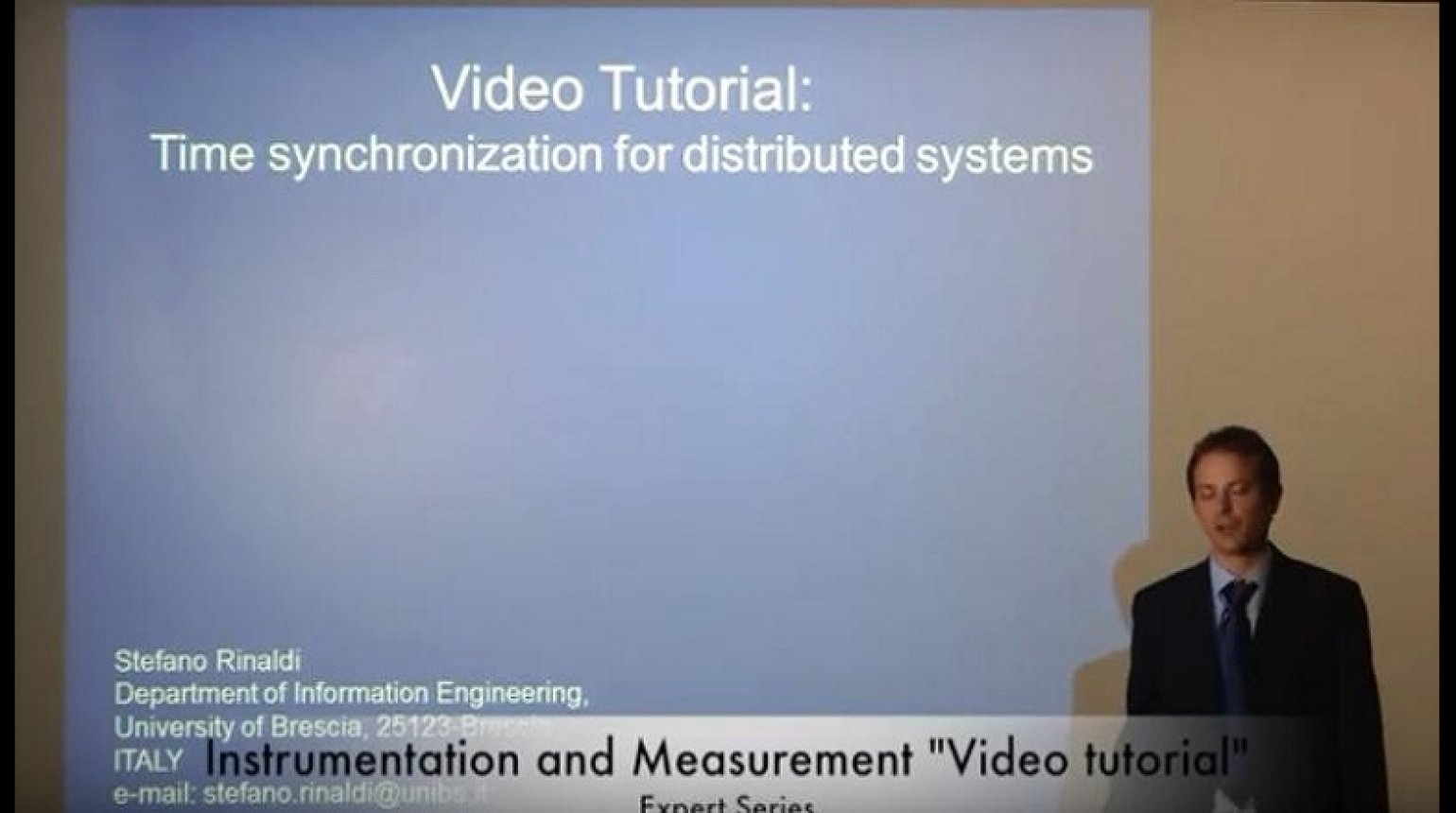 Time Synchronization for Distributed System
