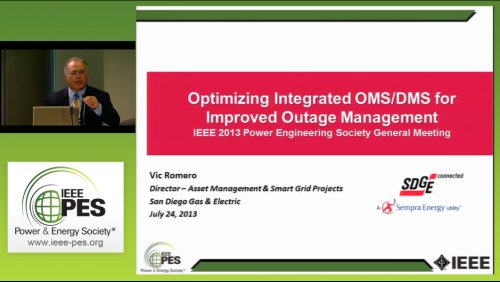 Optimizing Integrated OMS/DMS for Improved Outage Management (Video)