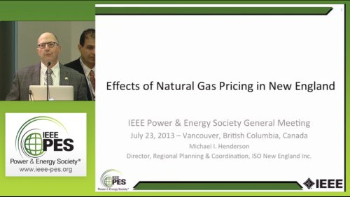 Effects of Natural Gas Pricing in New England (Video)