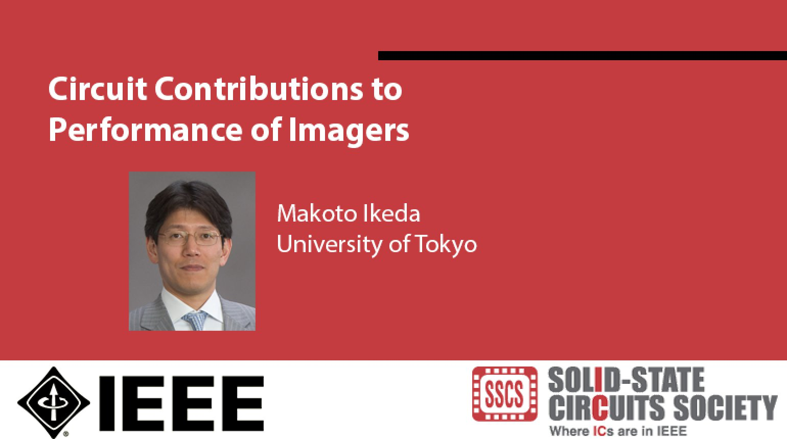 Circuit Contributions to Performance of Imagers Video