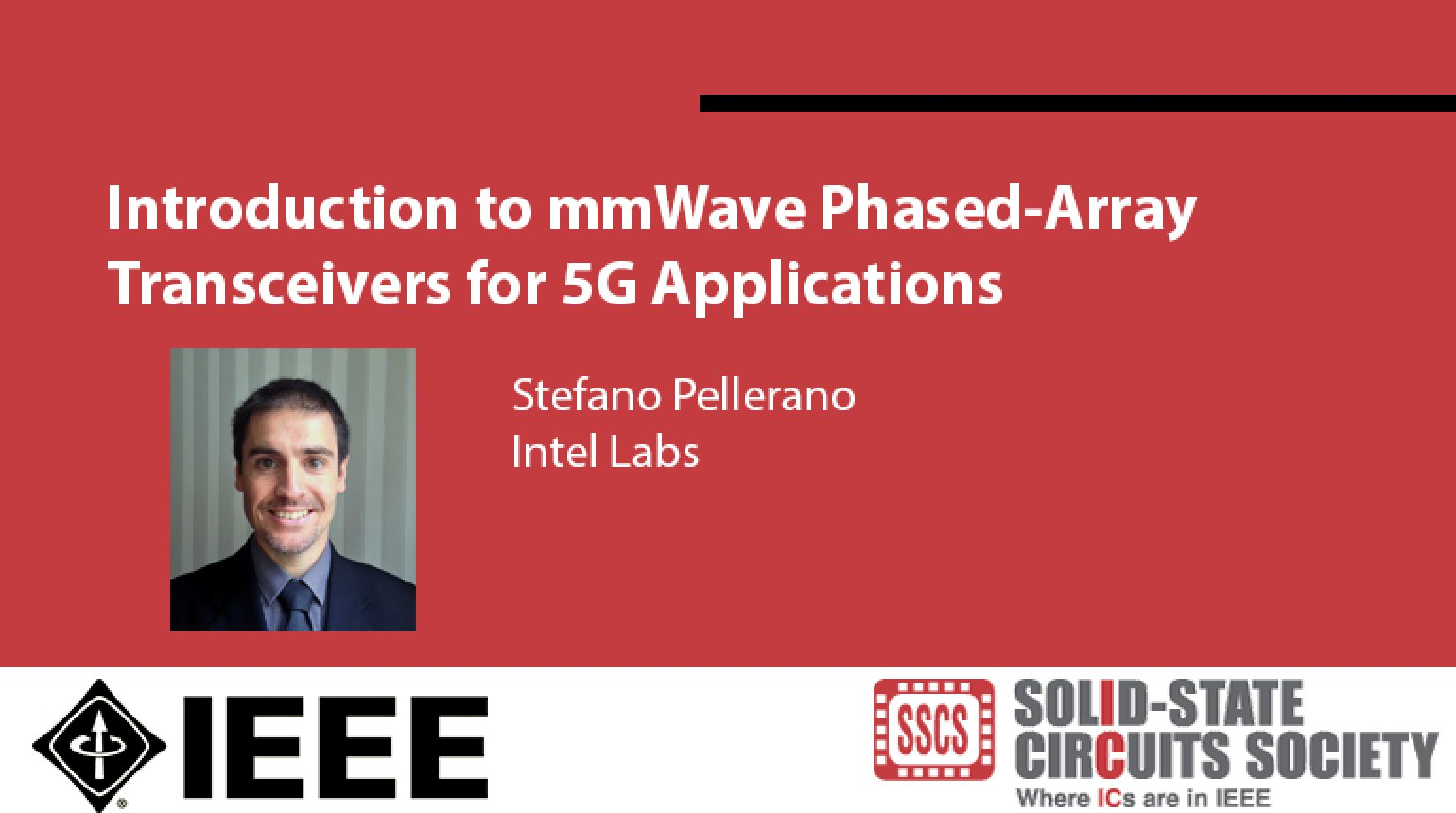 Introduction to mmWave Phased-Array Transceivers for 5G Applications Video