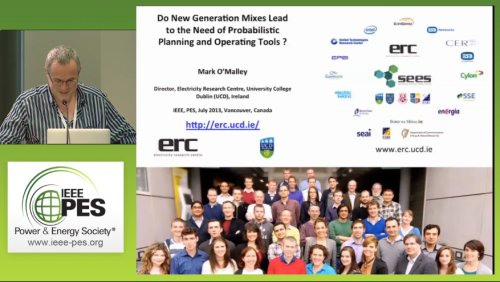 Do New Generation Mixes Lead to the Need of Probabilistic Planning and Operating Tools? (Video)