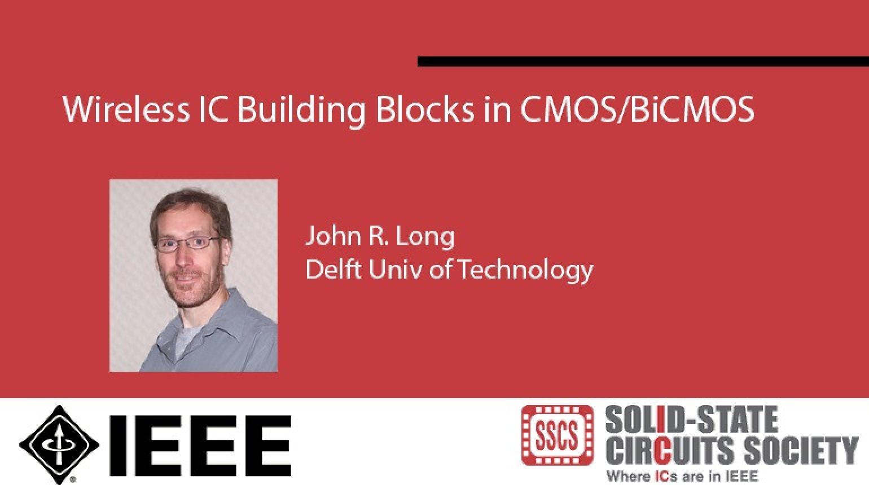 Wireless IC Building Blocks in CMOS/BiCMOS Video