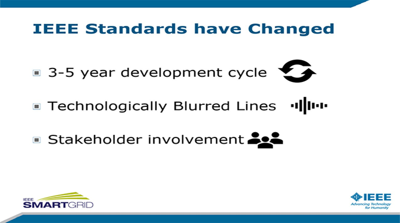 Modern Grid Design Standards Driving Smart Grid Implementation : Session 2