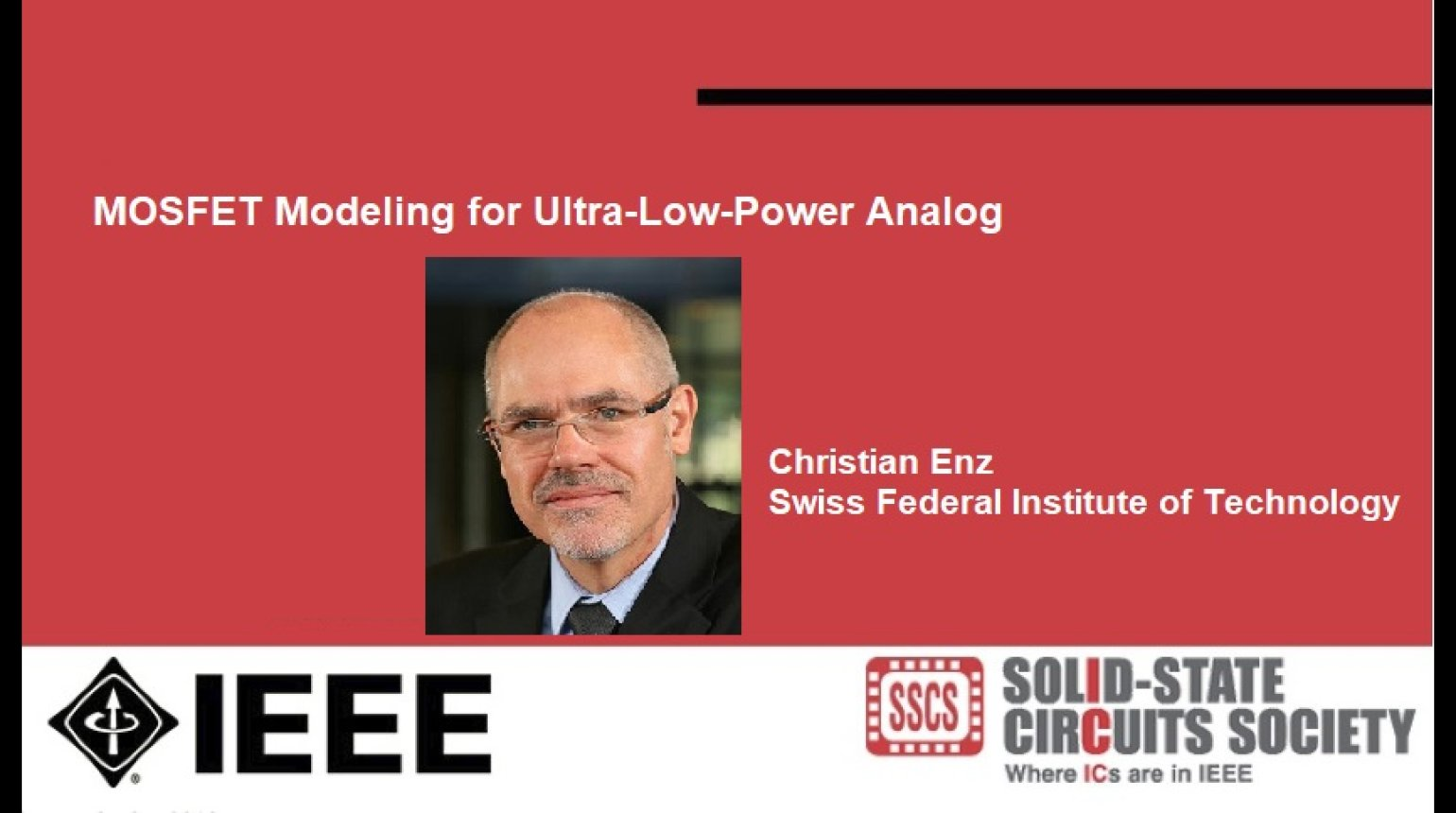 Modeling for Ultra-Low-Power Analog Video