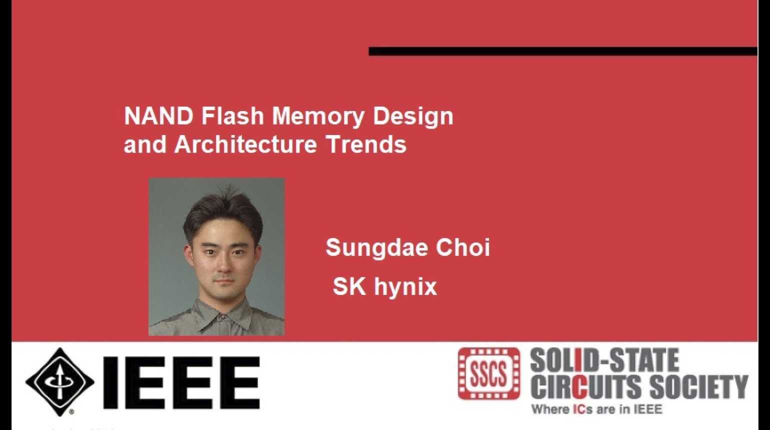 NAND Flash Memory Design and Architecture Trends Video