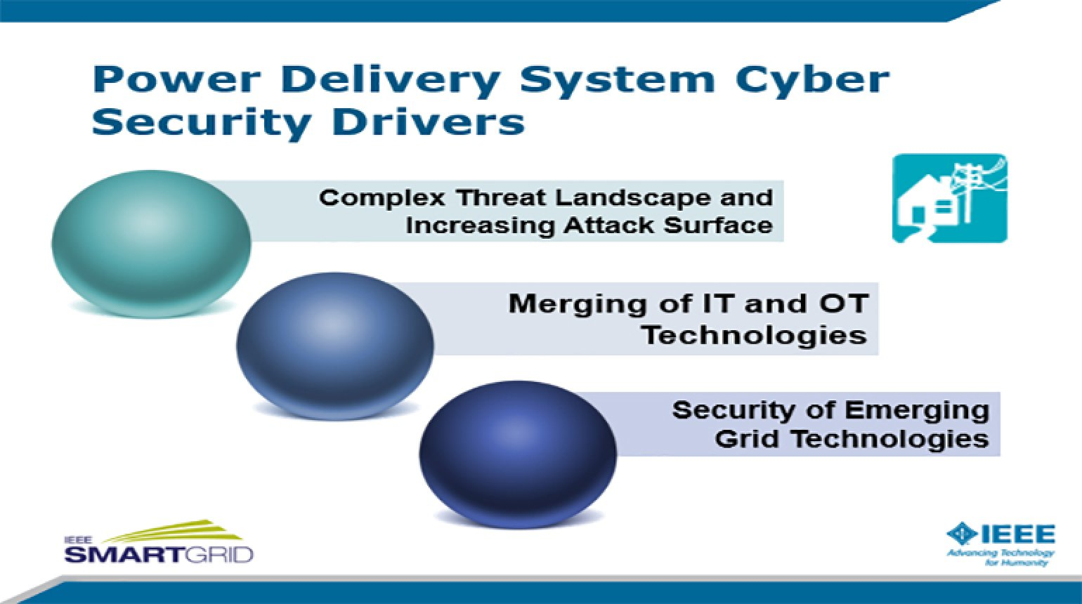Cyber Security Roadmap for a More Resilient Electric Sector
