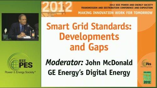Smart Grid Standards: Developments and Gaps (Video)