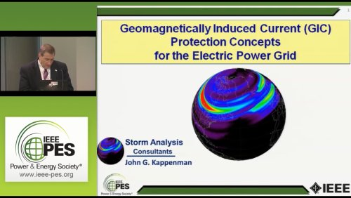 Geomagnetically Induced Current (GIC) Protection Concepts for the Electric Power Grid (Video)