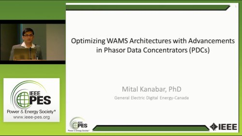 Optimizing WAMS Architectures with Advancements in Phasor Data Concentrators (PDCs) (Video)