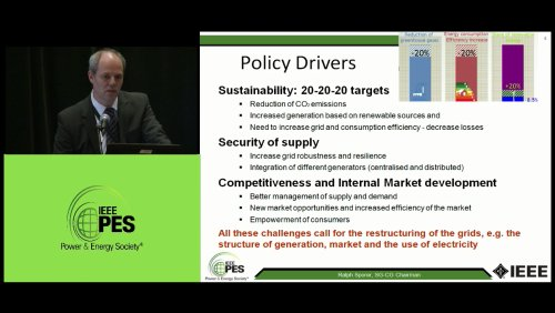 Smart Grid Coordination Group Europe (Video)