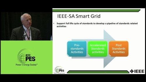 IEEE-SA Smart Grid (Video)