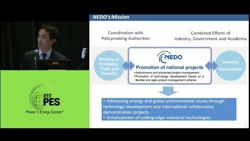 NEDO's Kenichi Suzuki (Video)