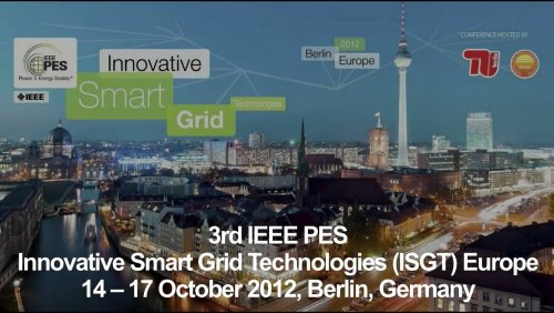 ISGT Europe 2012 Video recap (Video)