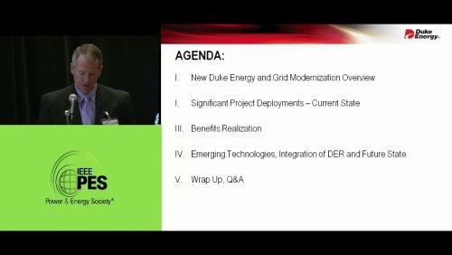 Duke Energy - Mark Wyatt (Video)