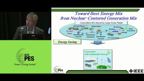 Towards Best Energy Mix from Nuclear-Centered Generation Mix - Kenji Iba (Video)