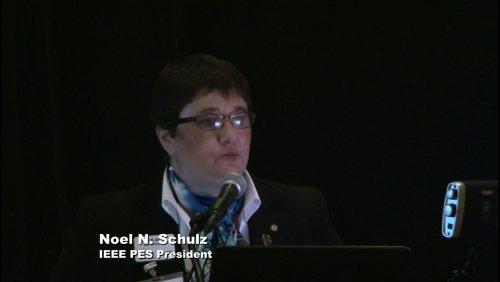 Noel Schultz Opening Remarks (Video)