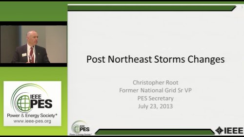 Post Northeast Storms Changes (Video)