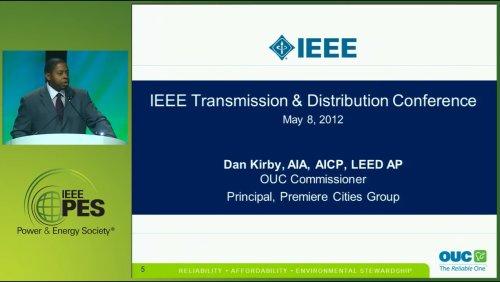 Dan Kirby - Commissioner Orlando Utilities Commission (Video)