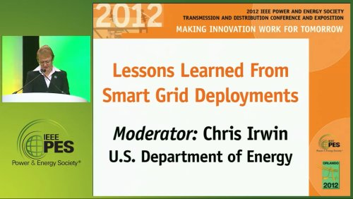 Lessons Learned from From Smart Grid Deployments (Video)