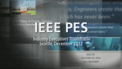 IEEE PES Industry Executives Roundtable