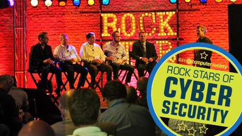 Rock Stars of Cybersecurity