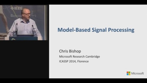 Model-Based Signal Processing