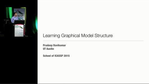 Learning Graphical Model Structure