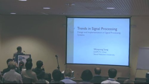 ICASSP 2011 Trends in Design and Implementation of Signal Processing Systems