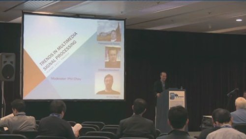 ICASSP 2011 Trends in Multimedia Signal Processing