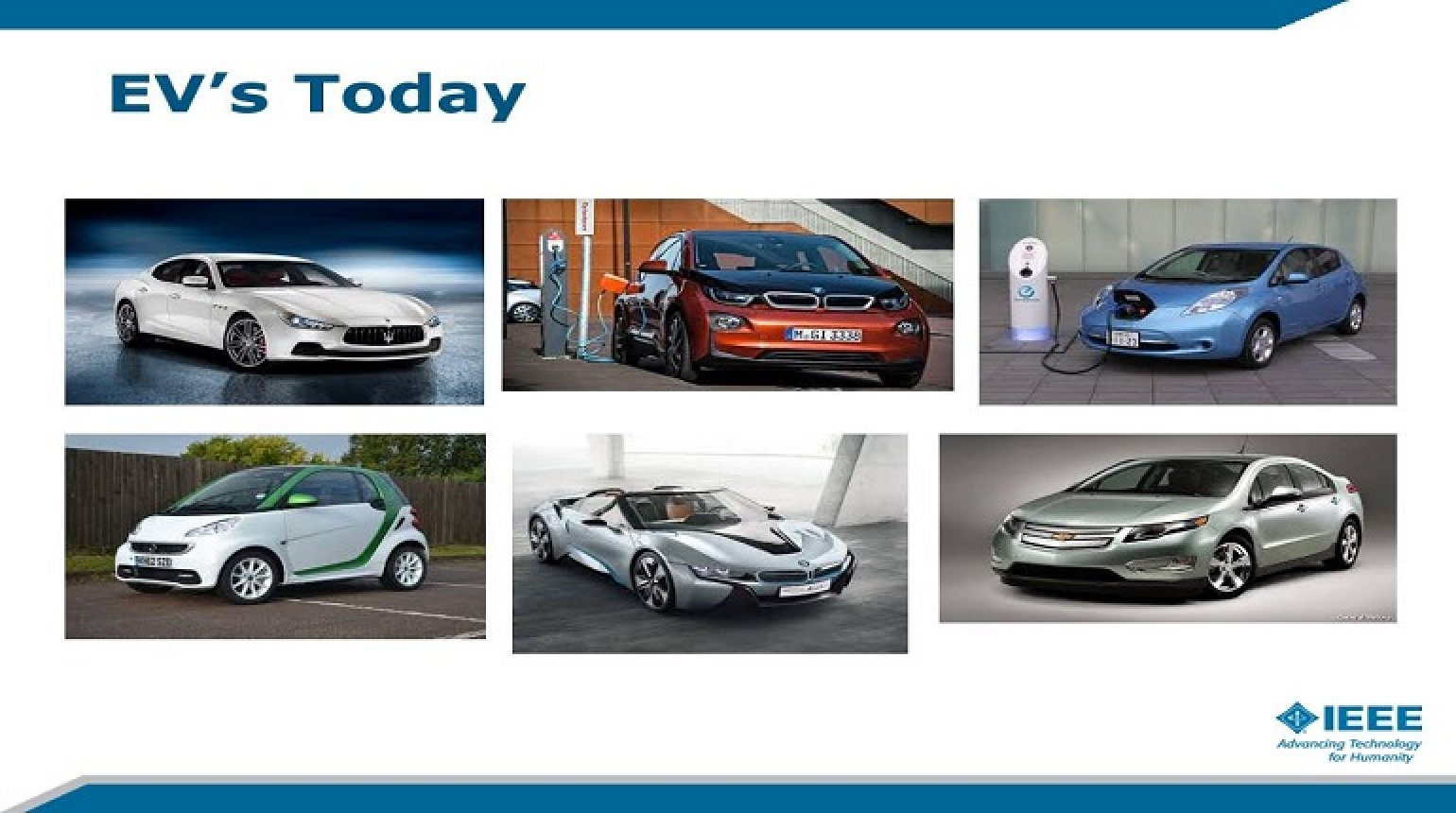 Electric Vehicles and the Smart Grid presented by Lee Stogner