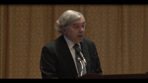 ISGT 2014 Ernest Moniz - Keynote Address (Video)