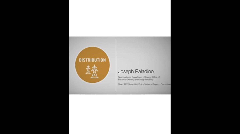 Distribution Domain- Joseph Paladino