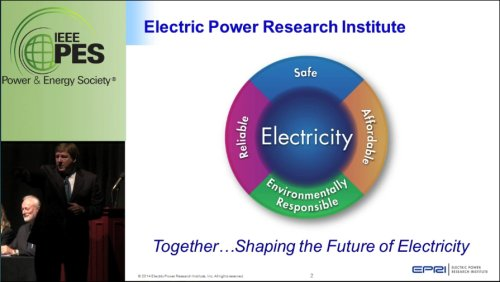 Together...Shaping the Future of Electricity (Video)