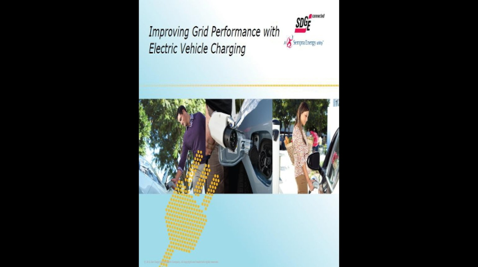 Video - Improving Grid Performance with Electric Vehicle Charging