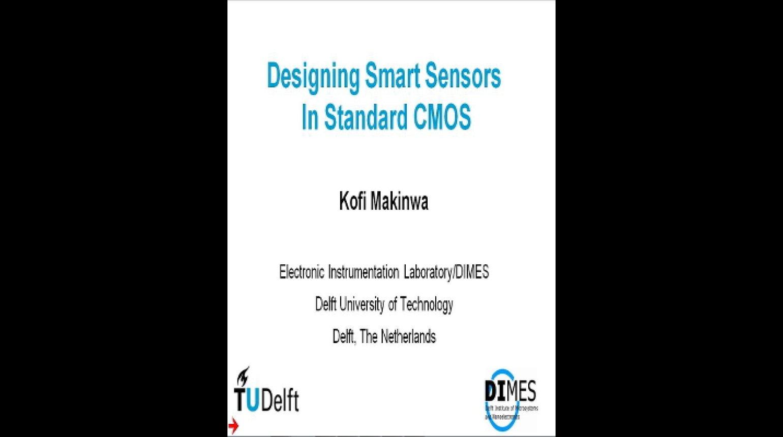 Designing Smart Sensors Video