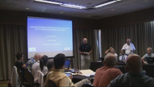 Awarding Professional Development Hours (PDHs) and Continuing Education Units (CEUs) (Video)