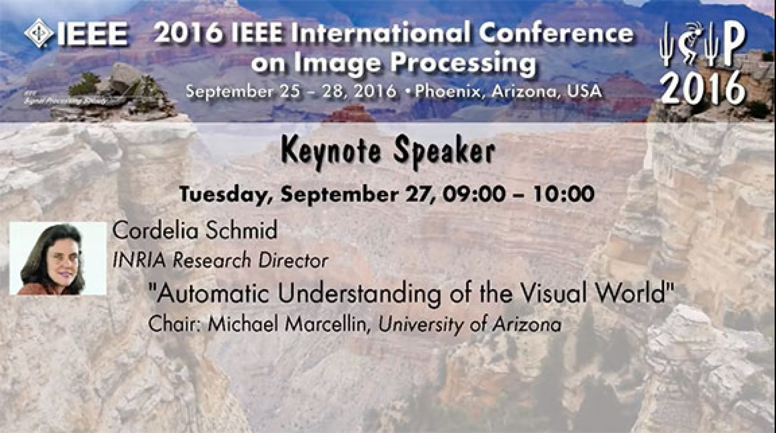 Plenary: Automatic Understanding of the Visual World