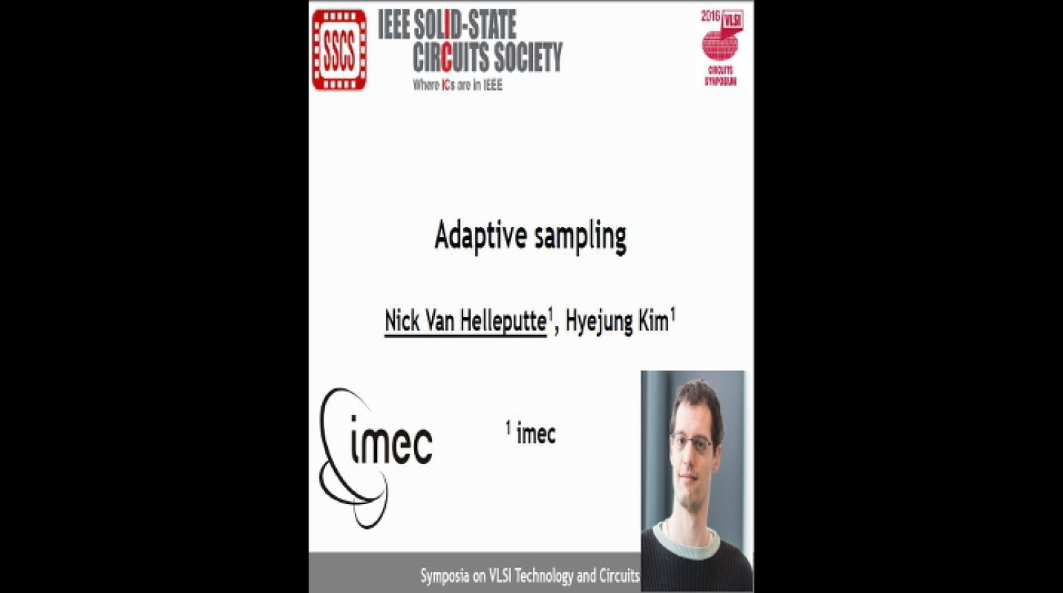 Adaptive Sampling Video