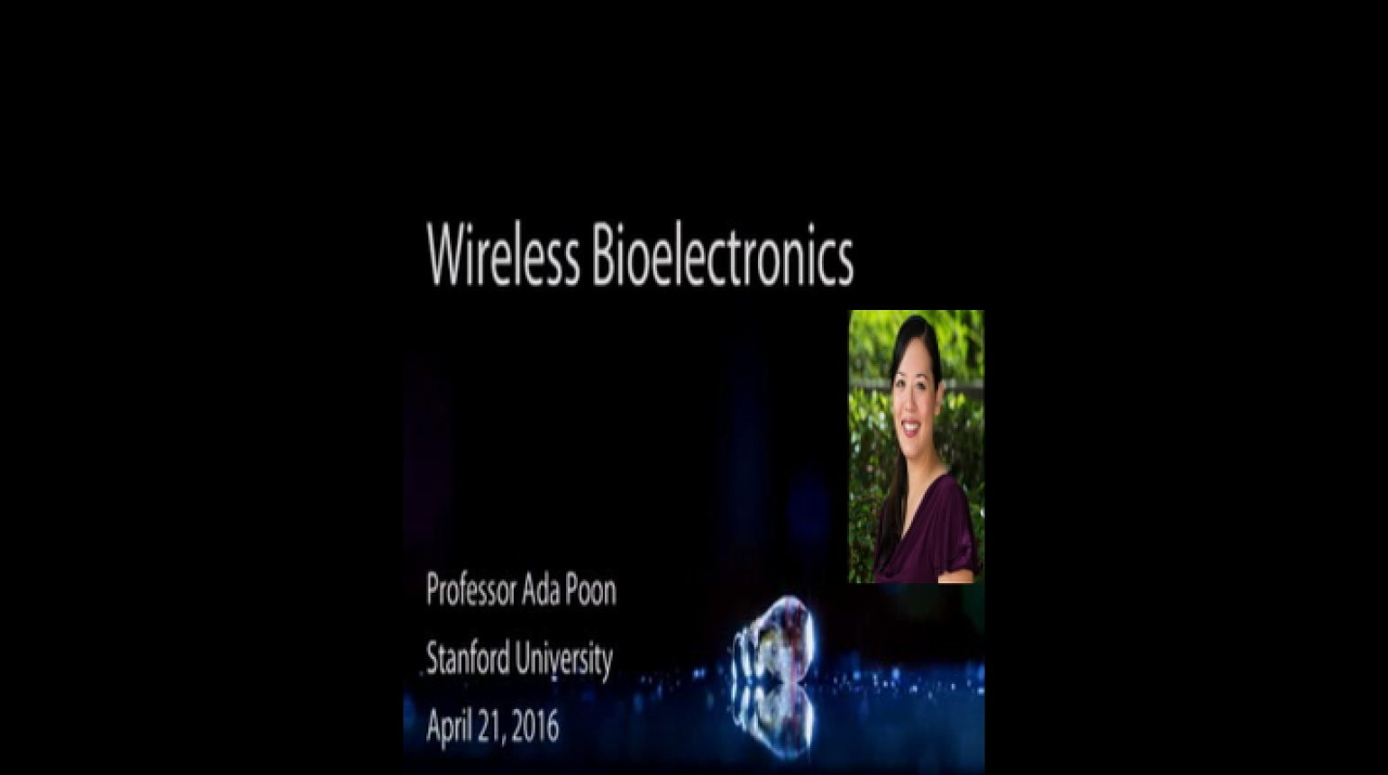 Wireless Bioelectronics Video