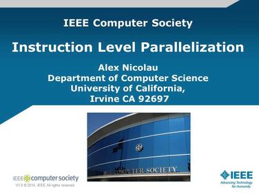 Instruction-Level Parallelization