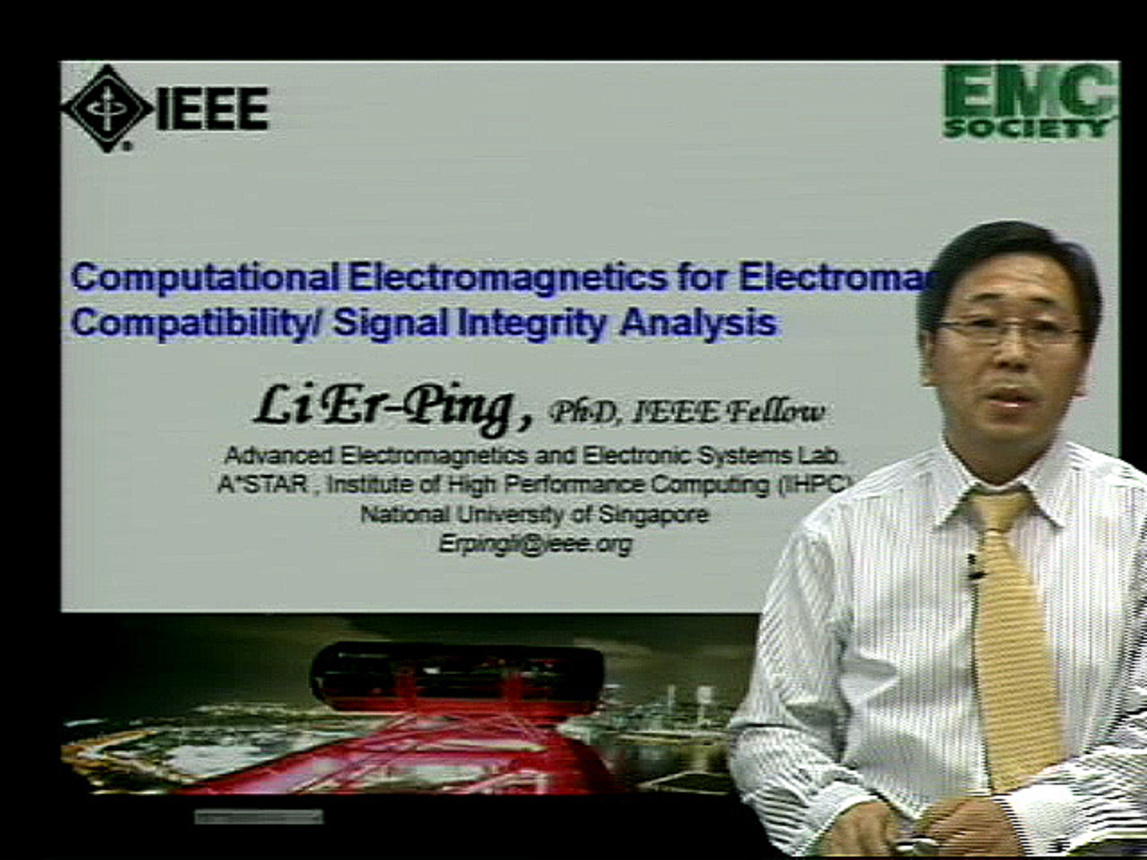 EMC - Li Er-ping - Advanced Electromagnetic Simulation Techniques for Analysis of Signal and Power Integrity in Multilayered Electronic Packaging
