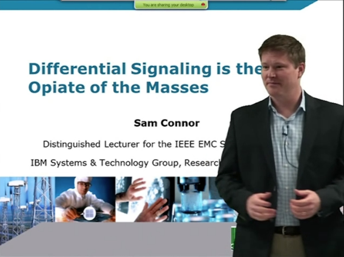 EMC - Sam Connor - Differential signaling is the opiate of the masses