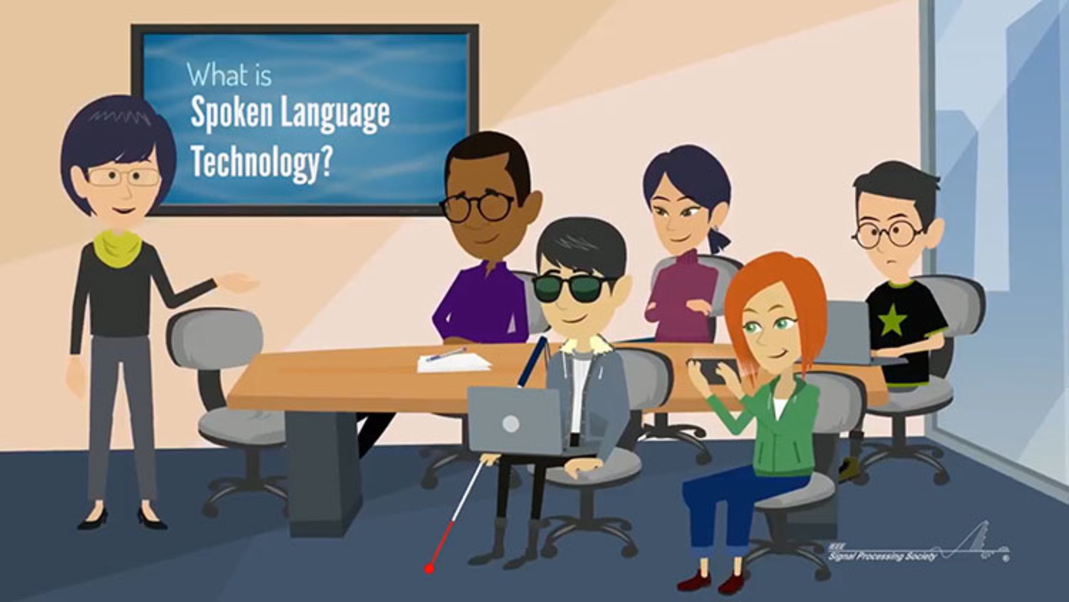 SPS Video: What is Spoken Language Technology