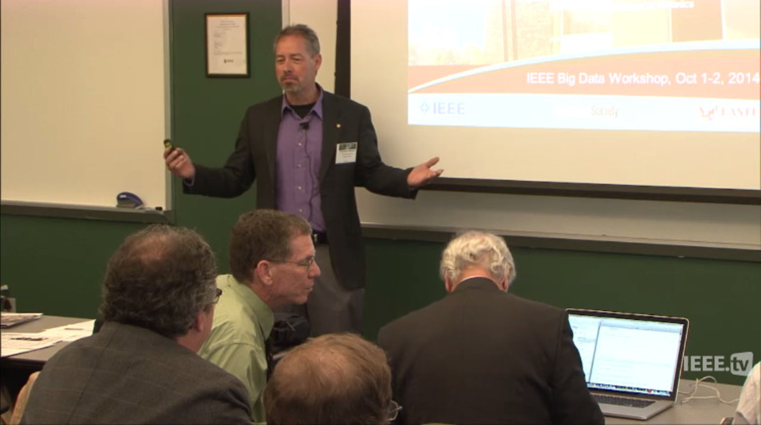 Big Data: Perspectives of the IEEE Reliability Society