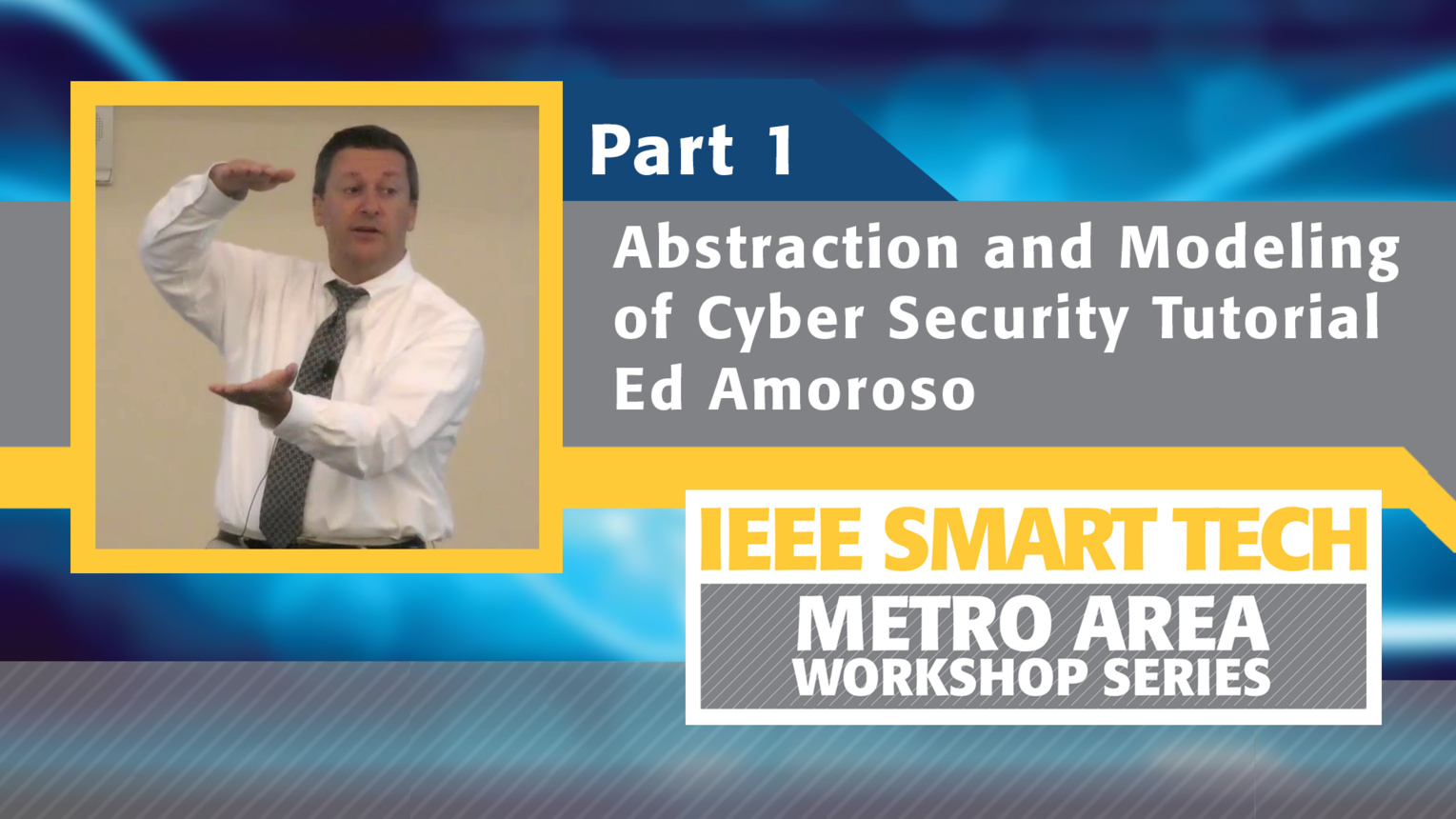 cybersecurity tutorial Pes video tutorials ieee pes video tutorials have a ceu/pdh option information and links for each series can be found below 2017 pes gm tutorial - cybersecurity of the electric power transmission and distribution system instructors: dr murty vvs yalla, beckwith electric co, inc steven a kunsman, abb dr.