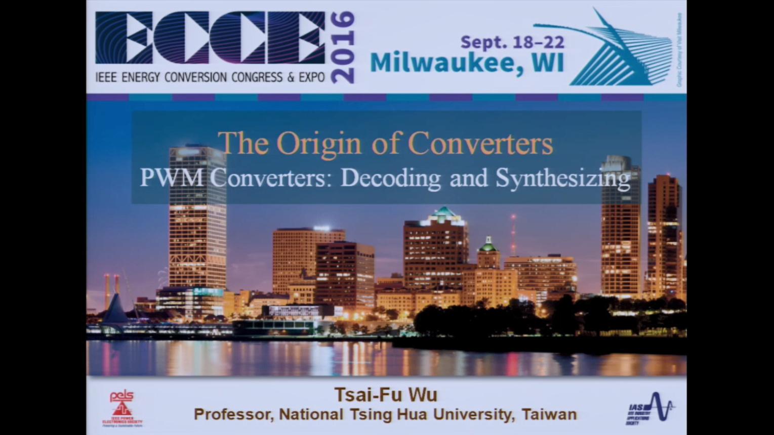 The Origin of Converters Part I