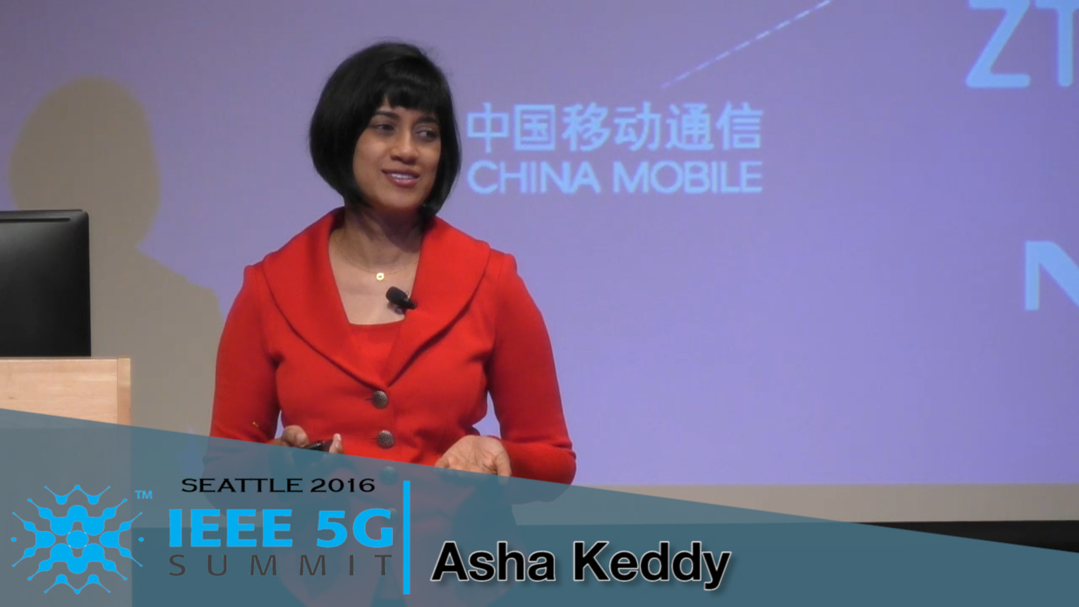 5G: A Transformative Force in Wireless Communications - 5G Summit, Seattle 2016